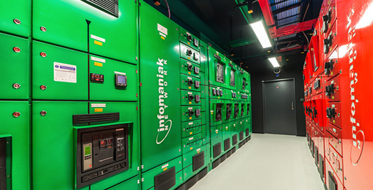 infomaniak datacenter 1